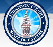 Livingston County State of Illinois Seal