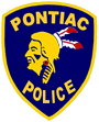Pontiac Police Patch