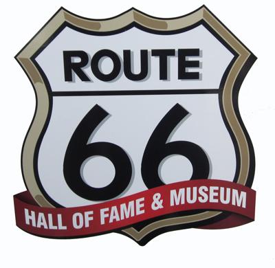 Route 66 Museum Logo