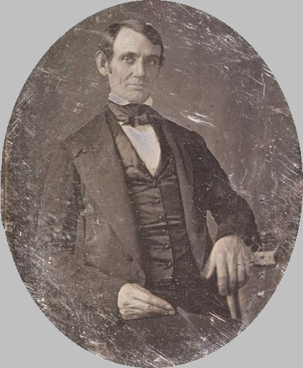 First Known Lincoln Photograph