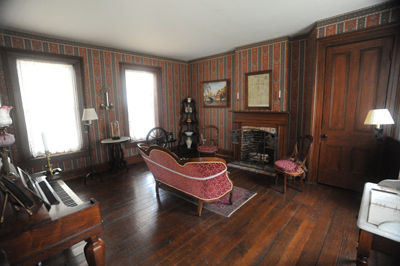 Jones House Interior